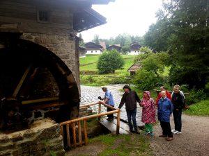 Mühlen Besichtigung