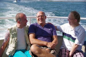 Schifffahrt in Venedig