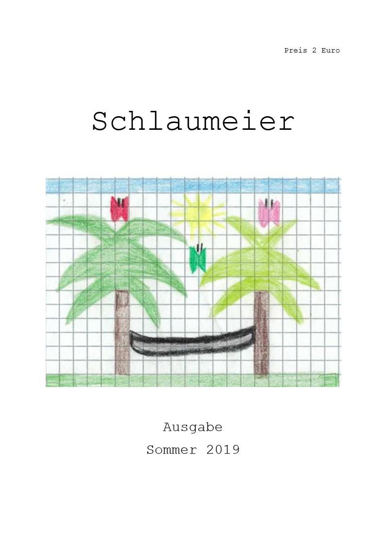 Schlaumeier Sommer 2019
